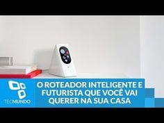 Starry: o roteador inteligente e futurista que você vai querer na sua casa - YouTube