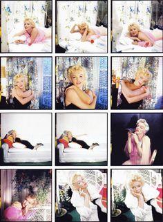 Marilyn Monroe by Cecil Beaton, Feb 1956