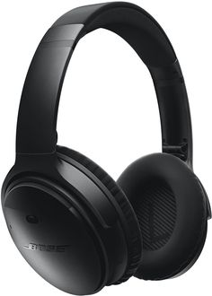 Bose QuietComfort 35 Wireless Headphones.