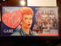 THE I LOVE LUCY GAME