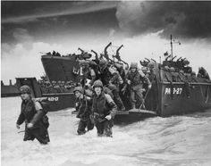 D-Day in pictures - A selection of pictures to aid your teaching of D-Day