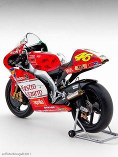 Aprilia 250 cc - Valentino Rossi - GP Imola 1999