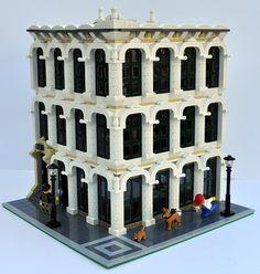 Antique shop & Art gallery   Modular Building   Olímpio Albano   Flickr