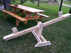 Let's go play on the see-saw! | Do It Yourself Home Projects from Ana White
