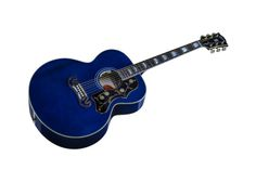 Gibson J200 Standard LTD - Trans Blue - Long & McQuade Musical Instruments