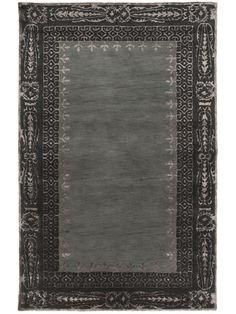 Henna II Grey Rug