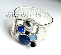 Wire Wrapped Jewelry: Modernist approach