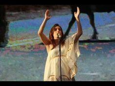 """La Viajera, Soledad Pastorutti   """"De celeste y blanco tengo el corazón, yo soy parte de esta tierra"""""""