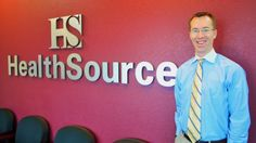 Brandon Pettke became only the eighth HealthSource franchisee in the world when he opened his franchise.