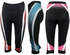 Funkier Women's Cycling Shorts 3 4 Women's Cycling Shorts Cycling Knickers | eBay
