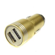 dual usb car charger 2.1A
