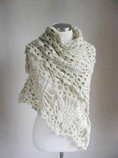 handmade, shawl