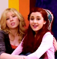 Sam E Cat, Jenette Mccurdy, Black Taps, Ariana Grande Fans, Wolf Of Wall Street, Nickelodeon, Icarly, Cat Valentine, Role Models
