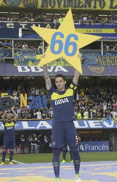 Gago #futbolbocajuniors