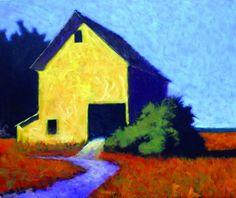 Peter Batchelder -ft. In Artist Peter Batchelder's Work, House May or May Not Be Home
