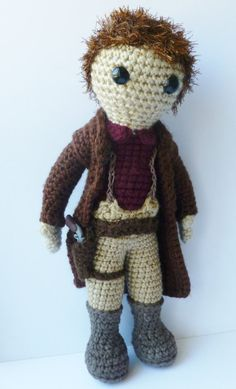 Malcolm Reynolds from Firefly/Serenity. by LilKillerCuties on Etsy