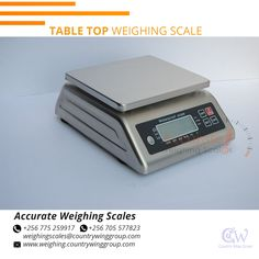 The attractive and Standard table top scales from Accurate Weighing Scales meets most weighing needs for the cost-conscious retailer. For inquiries on deliveries contact us Office +256 (0) 705 577 823, +256 (0) 775 259 917 Address: Wandegeya KCCA Market South Wing, 2nd Floor Room SSF 036 Email: weighingscales@countrywinggroup.com Us Office, Weighing Scale, Height And Weight, 2nd Floor, Digital, Table, Room, Bedroom, Scale