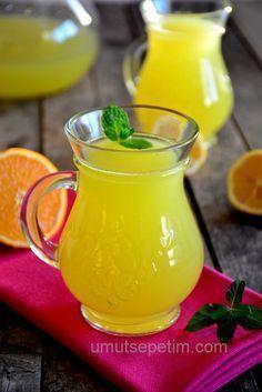 1 Portakal 1 limonla 3 kg limonata