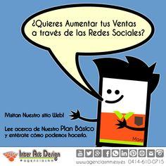 Quieres aumentar tus ventas en las Redes Sociales. #agenciasmm #maracaibo #medellincolombia #bogota #redessociales #aumentarventas