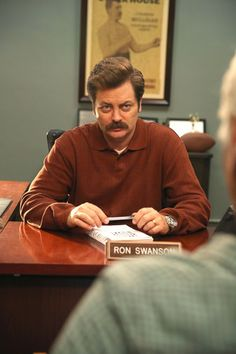 Ron vs. Ron Photos from Parks and Recreation on NBC.com