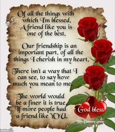 If more people had a friend like you friendship quotes quote of the day quotes about friends life quotes to live by frie Best Friend Poems, Special Friend Quotes, Good Morning Friends Quotes, Poems For Friends, Dear Friend Quotes, Crazy Friends, Happy Birthday Best Friend Quotes, Valentines Day Quotes For Friends, Happy Birthday Wishes For A Friend
