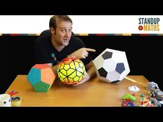 Geometry of Footballs and the Cube-shaped Ball - YouTube