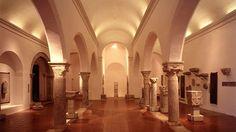 Igreja de Santo Amaro / Núcleo Visigótico do Museu Regional Regional, Finals, Museum