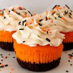 Brownie Bottom Cupcakes - Redbook.com