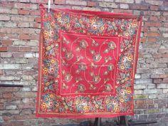 Kroj Krásný prastarý šátek - Turečák.