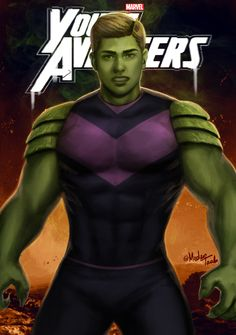 Hulkling by MeTaa.deviantart.com on @DeviantArt