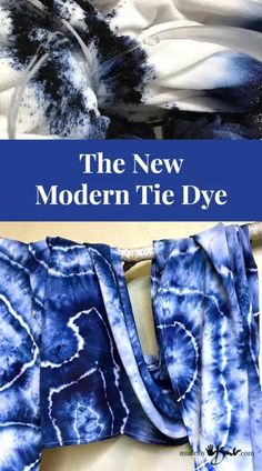 The New Modern Tie Dye - Made By Barb - tutorial - dyeing geode pattern Not the typical tie dye, much easier and more beautiful. Fibre reactive dye and a hot irrigation method make this super simple. Fête Tie Dye, Tie Dye Party, Bleach Tie Dye, Shibori Tie Dye, How To Tie Dye, Tie And Dye, How To Dye Fabric, Diy Tie Dye Fabric, Diy Tie Dye Colors