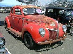 Gallery: A Collection of Cars and Trucks With Patina From Events Spanning The Country