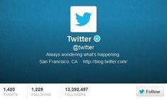 Come creare un profilo #Twitter efficace per il branding