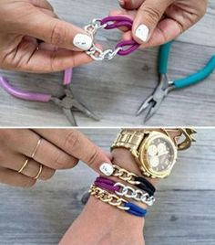 {Gift Guide} DIY Accessories For The Ladies /// By Design Fixation