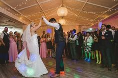 Non-cheesy first dance songs