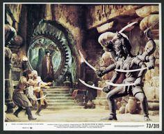 Ray Harryhausen Monsters | ray harryhausen the golden voyage of sinbad monster brains