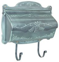 Residential Mailboxes for Sale   Decorative Mailboxes Residential Wall Mount by The MailboxWorks