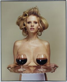 I-D MAGAZINE: Lara Stone by Photographer Tyrone Lebon - Image Amplified: The…