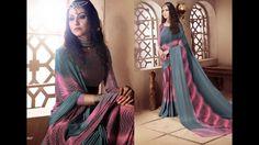 Tiara | Lt fabric | Crape silk | Surat textile bazaar