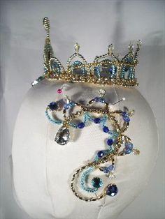 ballet headpieces tiaras japanese