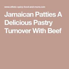 1000 ideias sobre Pastel Jamaicano no Pinterest | Pastéis De Carne ...