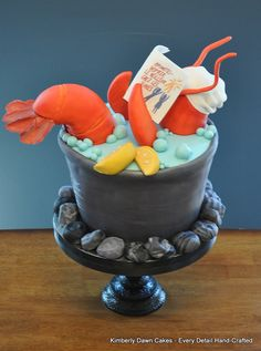 Lobster Cake | Flickr - Photo Sharing!