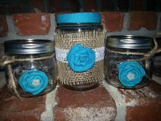 Check out this item in my Etsy shop https://www.etsy.com/listing/231352665/decorativecountry-chic-jars-for-use-as