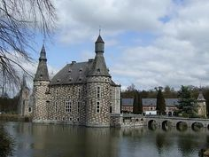 Castle of Jehay in Belguim that was owned by DeSarts in early times.