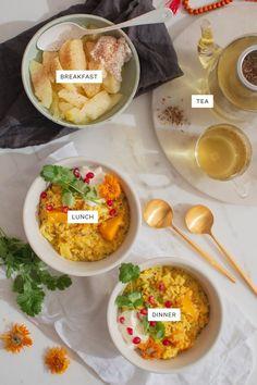 Alkaline Diet Recipes, Cleanse Recipes, Pitta Dosha Diet, Ayurveda Dosha, Digestive Cleanse, Ayurvedic Recipes, Anti Inflammatory Recipes, Whole Food Recipes, Healthy Recipes