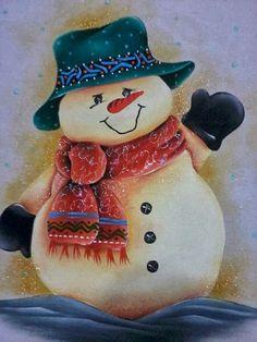Christmas Clipart, Christmas Printables, Christmas Snowman, Winter Christmas, Christmas Ornaments, Christmas Balls, Christmas Time, Tole Painting, Fabric Painting