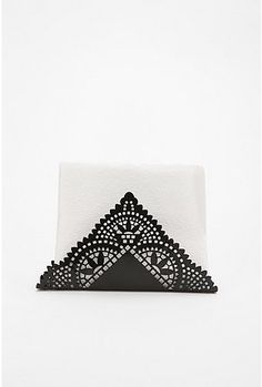 cool napkin holder Lace Design, Cleaning Wipes, Your Favorite, Napkins, Delicate, Colours, Urban, Cool Stuff, Metal