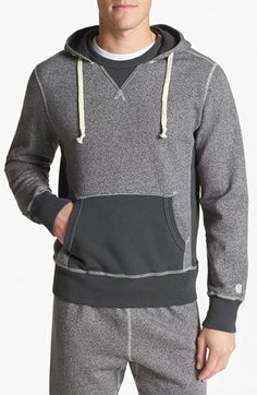 Todd Snyder + Champion Marled Hoodie available at #Nordstrom