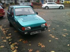 Reliant Robin, 15.11.12 - still roadworthy!