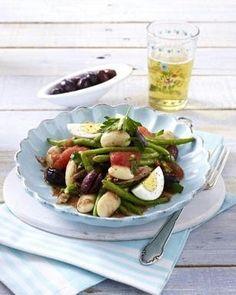 Das Rezept für Nizza-Salat und weitere kostenlose Rezepte auf LECKER.de